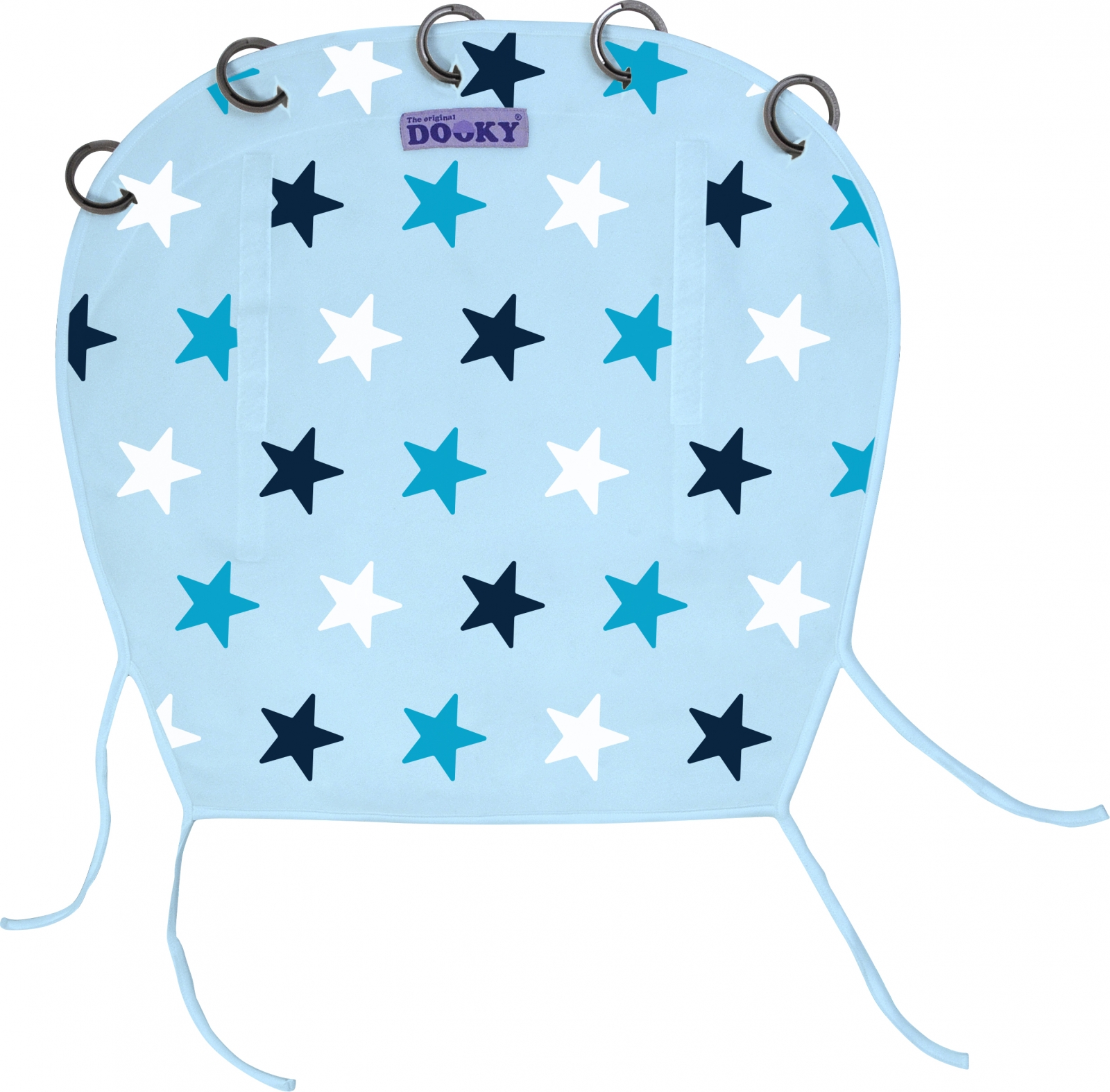 Dooky Shade Stars Design Blue