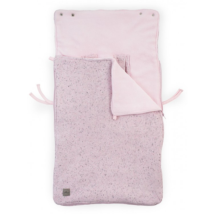 70x70 cm Jollein 535-851-65289 Mullt/ücher Mullwindeln 4er Set Rainbow Blush pink Gr